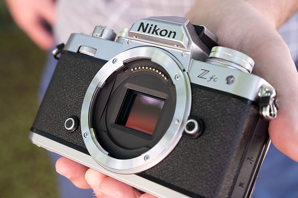 Nikon announces Z fc style-focused APS-C mirrorless camera: Digital Photography Review