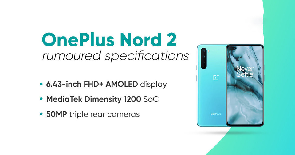 Sforum - Latest technology information page oneplus-nord-1 OnePlus Nord 2 5G with Dimensity 1200 chip discovered on AI Benchmark website