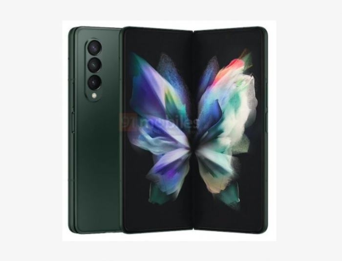 Satisfied with renders of Samsung Galaxy Fold 3