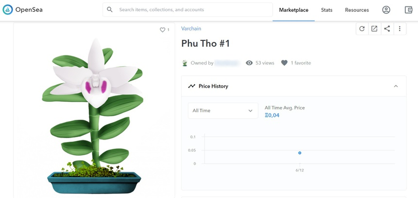 Selling 'virtual' mutant orchids online - VnReview