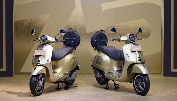 Special Vespa Primavera and GTS 300: Change the decoration a little, the price will increase quite a lot