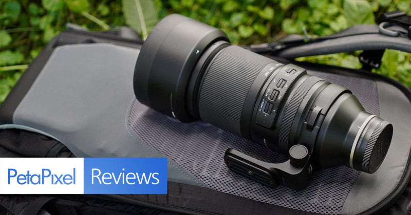 Tamron 150-500mm f/5-6.7 Review: A Little Weird, a Lot Awesome