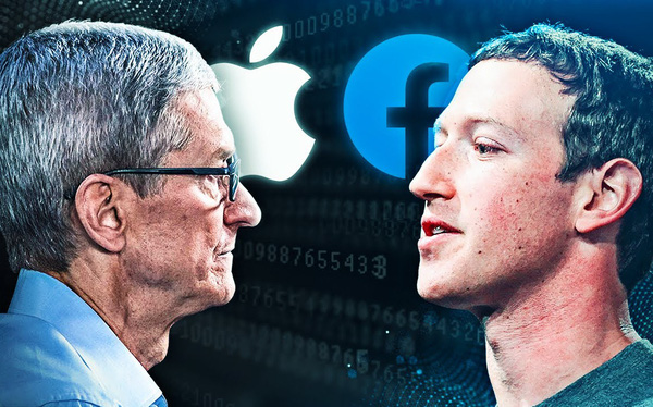The email mistakenly spelled 'Facebook' as 'Fecebook' of Steve Jobs and the decade-old war between Apple and Facebook, so tense that Mark Zuckerberg referred to Tim Cook as 'ridiculous' - Photo 1.