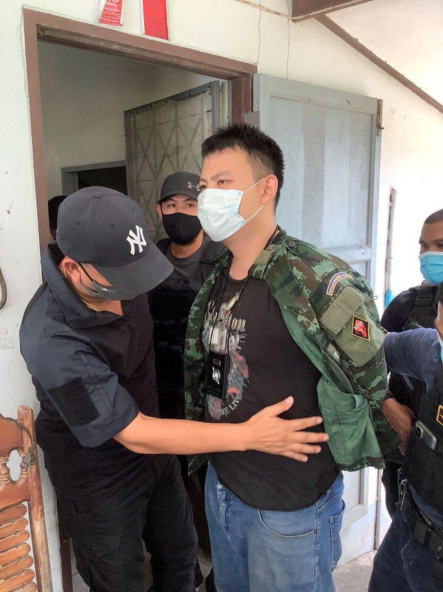 Thailand: Veteran shot in hospital because he mistook COVID-19 patient for detox photo 1