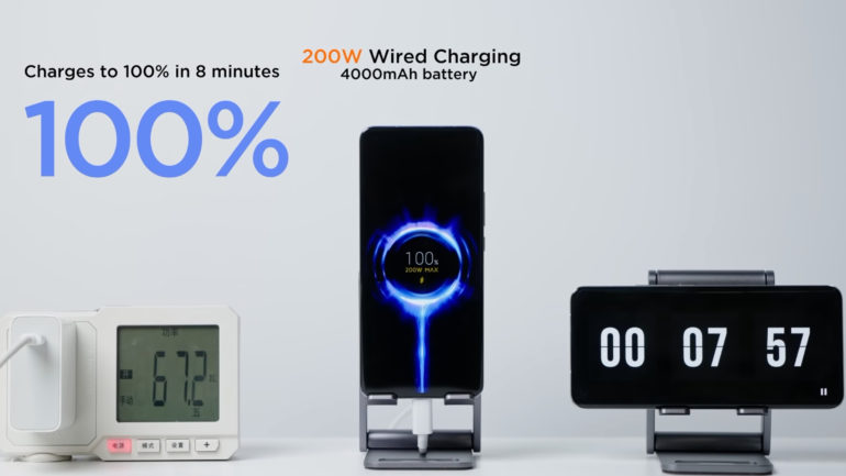 Will 200W super fast charging affect battery life?