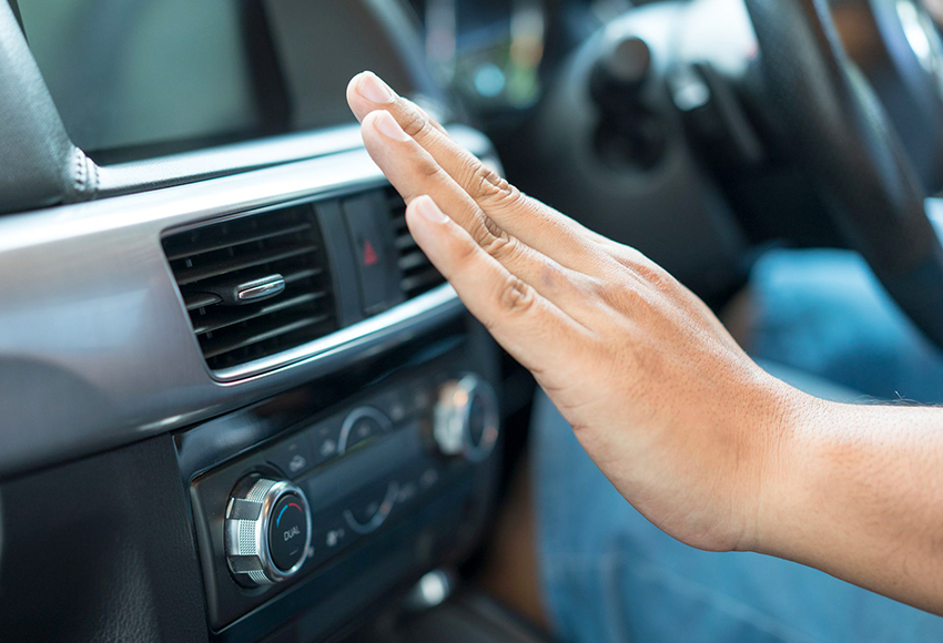 Car air conditioner is not cool: Causes and solutions