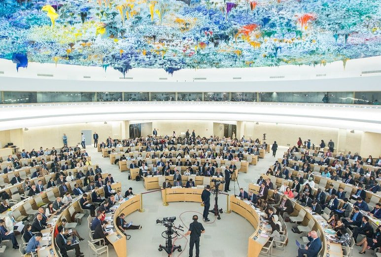 China tries to condemn the West after being criticized at the UN Human Rights Council