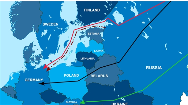 The US pats Poland for not being able to stop Nord Stream-2