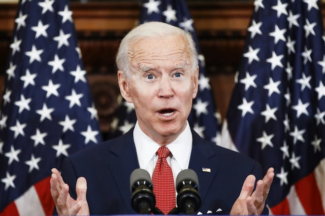 President Biden: The US may not return to the blockade because of the Indian mutation