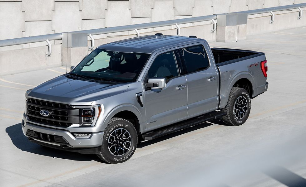 10 best-selling car models in the US in the first half of 2021, Korean cars are absent