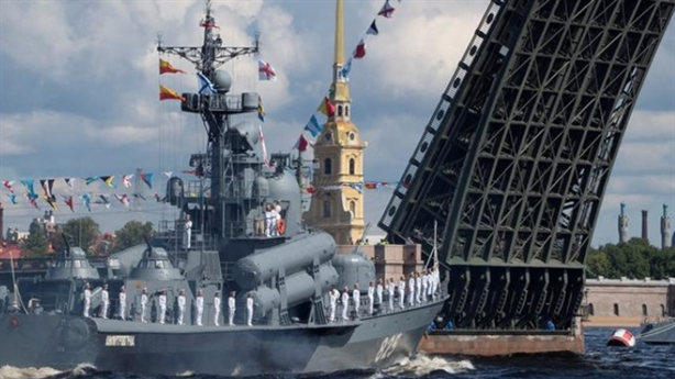 What is Russia planning with the naval base in Sudan?