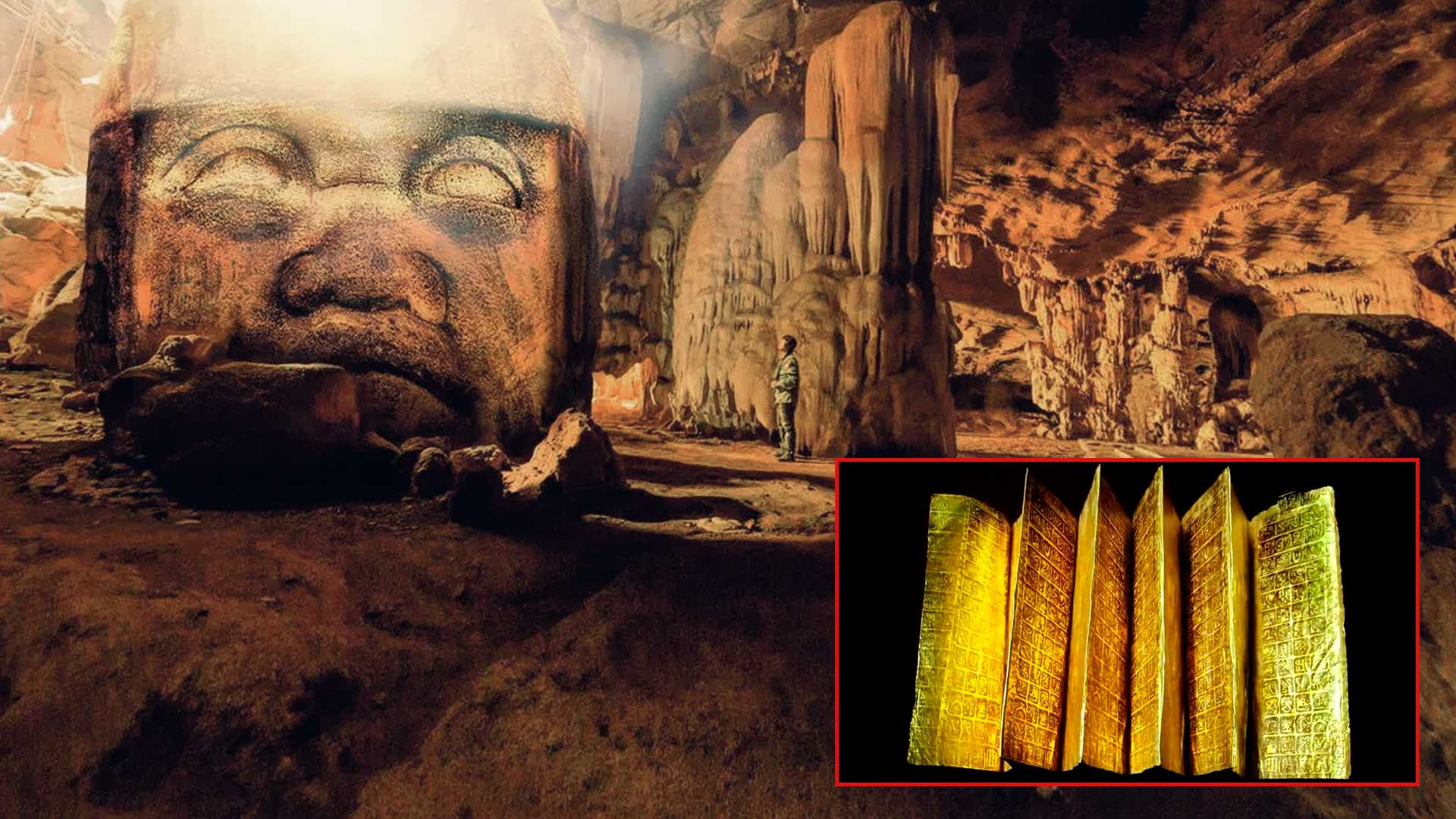 The truth about the South American Tunnel: a 4,000 km long artificial cave containing artifacts alluding to a high-tech empire that once existed (P1) - Photo 1.