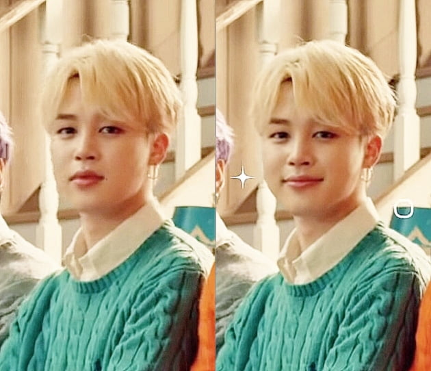 'Fresh, cool and handsome' BTS Jimin, the moment you see it, you go to the Finnish forest[TEN★]