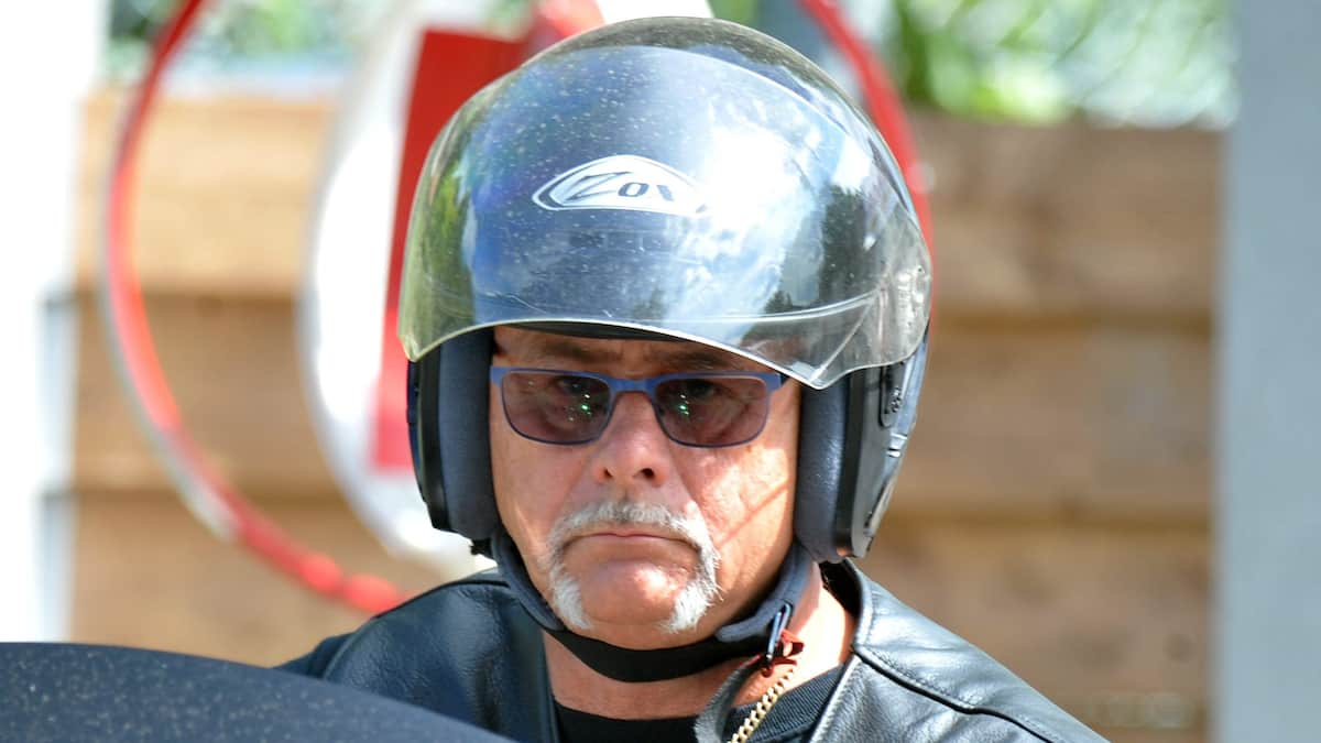 """Hells Angels Michel Langlois will not be able to wear his """"patches"""""""