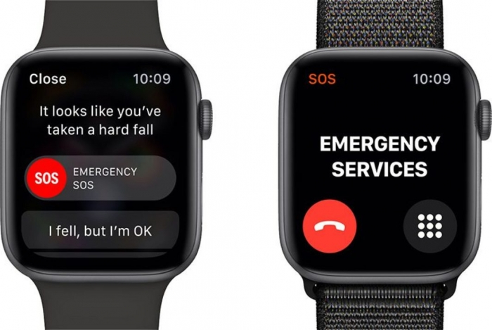 Apple Watch special feature saves 78-year-old man's life