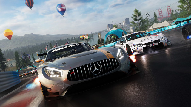 Download and play the ultimate racing game The Crew 2 is free on Steam - Photo 1.