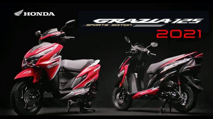 Honda's 23 million-priced scooter model was launched, promising to replace Honda Vision to become the king of sales