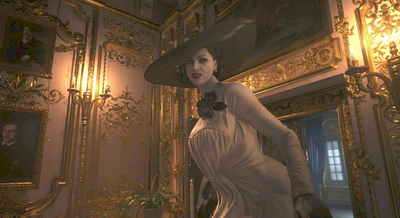 Sforum - How is the latest technology information page lady-dimitrescu-5 Lady Dimitrescu of Resident Evil Village made?