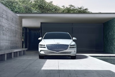 """2021.07.08.  4,320 reads """"How much is the subsidy?""""  Genesis G80 electric vehicle, government subsidy confirmed Auto buff 4"""