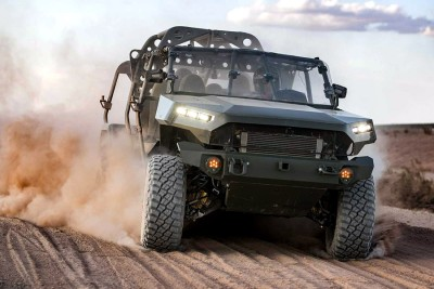 2021.06.30.  5,745 reads GM to review electric-powered 'military car' development Kaholic 16