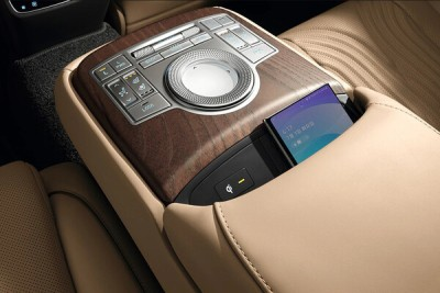 2021.06.28.  9,629 reads Genesis GV80 to add 6-seater model and multi-function armrest?  Auto Tribune 4
