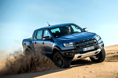2021.06.30.  3,982 reads   [시승기] Off-road player who continues the Raptor reputation - Ford Ranger Raptor Test Drive Kaholic 9