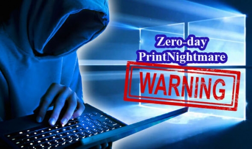 Microsoft recommends Windows users to update the PrintNightmare security patch