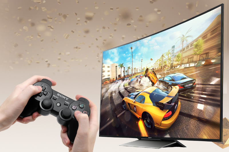 Notes when playing games with Smart TV