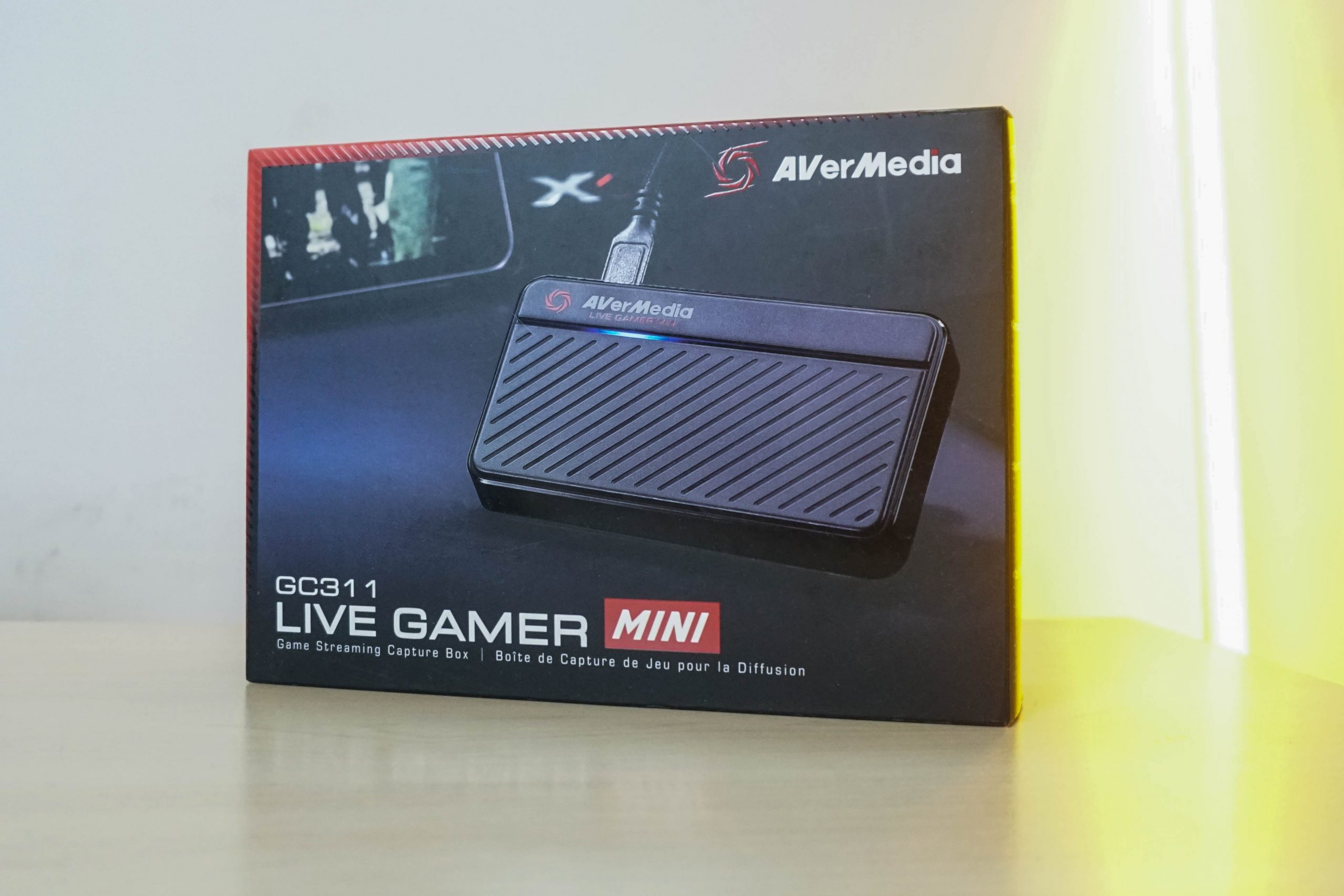 """On hand AVerMedia Live Gamer MINI GC311: Capture """"small but mighty"""" to help you play games anywhere - VnReview"""