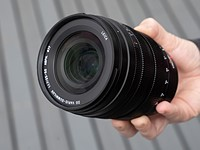 Hands-on with the new Panasonic Leica 25-50mm F1.7 ASPH