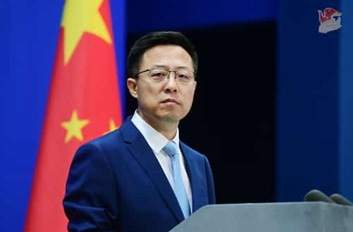 China condemns Japanese vice-premier's call to defend Taiwan