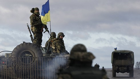 Donbass situation: Ukrainian car hit by mines, 1 person died