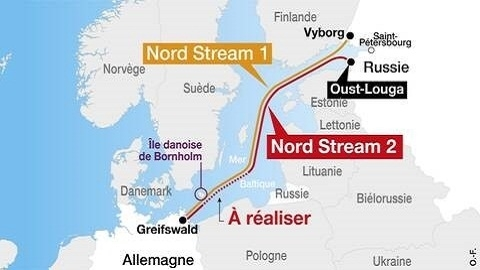 Ukraine is afraid of the prospect of Nord Stream 3 being formed