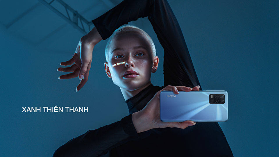 """realme 8 joins the 5G race, the first product to cause a """"fever"""" with the Dimensity 700 5G processor - VnReview"""
