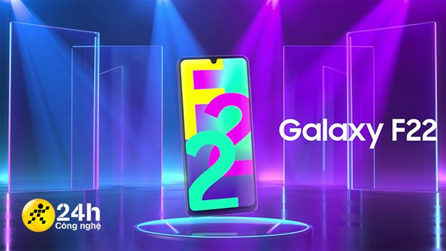 First impression Samsung Galaxy F22: Extremely long-lasting 6,000 mAh battery, smooth 90 Hz screen, attractive price from only 3.5 million * 6 hours ago